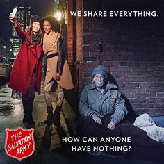We serve those in need 365 days a year. Share what you can, and make a difference in New Jersey! www.salvationarmynj.org/donate