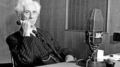 'Do not fear to be eccentric in opinion, for every opinion now accepted was once eccentric.' Bertrand Russell