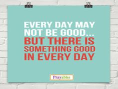 Every Day Good