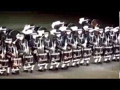Not Scottish Music but they are playing at the Edinburgh military tattoo
