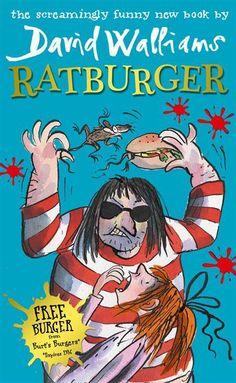 Booktopia - Ratburger by David Walliams, 9780007453535. Buy this book online.