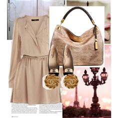 """simple present"" by dahliafahrian on Polyvore"