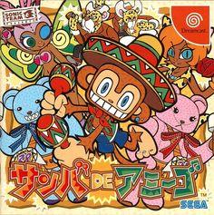 Samba De Amigo - Dreamcast - NTSC-J