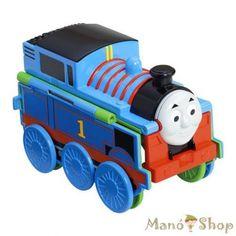 Fisher Price Thomas 2 az 1 -ben Thomas és Percy mozdony (CDM24)