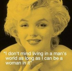 One part of it is sentence, quotes, and descriptions of the the kind you might see on a prostitute or someone who is trying to imitate Marilyn…