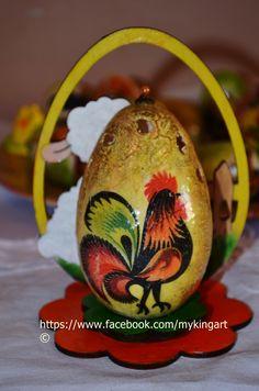 My goose blown egg