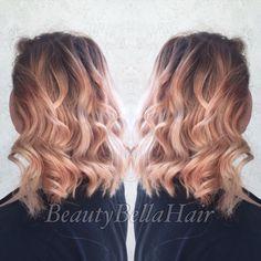 Balayage by @ Gabby Ceballos instagram:BeautyBella08 Facebook:BeautyBellaHair