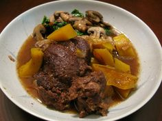 Cinnamon-Braised Beef