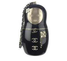 Chanel Matryoshka Clutch