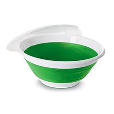 The Pampered Chef 8QT Collapsible Serving Bowl * Amazon most trusted e-retailer  #MixingBowls