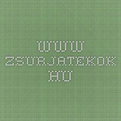 www.zsurjatekok.hu