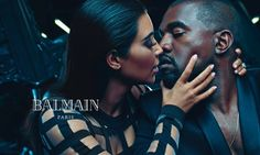 From Kardashian to couture: how Balmain got its 21st-century buzz Olivier Rousteing, the fashion house's 28-year-old creative director, explains why he's obsessed with social media and star power