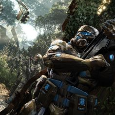 Crysis 3 Co-op Preview