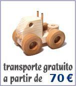 Envíos gratuitos nacionales a partir de 70€