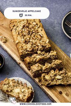 Healthy Baking, Healthy Snacks, Sweet Desserts, Love Food, Veggies, Cakes, Cooking, Breakfast, Tips