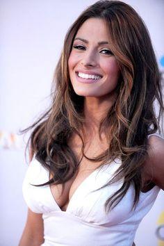 Sarah Shahi - Persian born television actress and former NFL Cheerleader