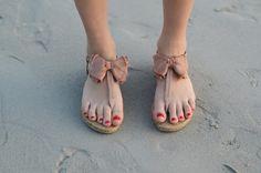 Lanvin Sandals - seen in www.theblondesalad.com