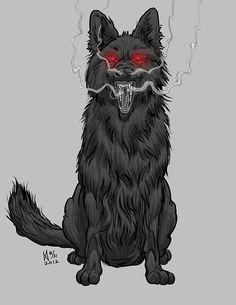 ✯ Hellhound :: By ~Quasilucid ✯