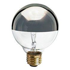 Satco S3861 - 40 Watt Light Bulb - G25 Globe - Clear Silv... https://www.amazon.com/dp/B001PIAU38/ref=cm_sw_r_pi_dp_x_sRmLyb7PEX19K