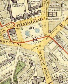 Mid-Victorian London 1862