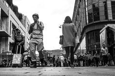 https://flic.kr/p/M18o24 | Lunchbreak | Glasgow, Scotland. 06.08.2016 Leica Mono 246; APO Summicron 50mm