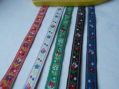 Náhrdelník choker v ľudovom tóne / MaZulu - SAShE. Friendship Bracelets, Chokers, Handmade, Vintage, Jewelry, Hand Made, Jewlery, Jewels, Craft
