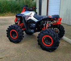 Used 4 Wheelers, Four Wheelers For Sale, Atv Four Wheelers, Dirt Bike Girl, Girl Motorcycle, Motorcycle Quotes, Motorcycle Touring, Can Am Atv, Quad Bike