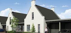 Luxe patiobungalow in rijke en traditionele architectuurstijl met garage en daarbij op korte termijn te betrekken. Lees meer over deze prachtige woning.