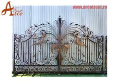 Iedera Salbatica Lux - Porti si Garduri din Fier Forjat ARCO TRUST Trust, Home Decor, Templates, Decoration Home, Room Decor, Interior Design, Home Interiors, Interior Decorating