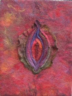 An expression of the Great Womb of Mother Earth