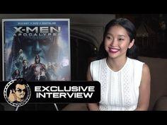 cool Watch Lana Condor Exclusive X-MEN: APOCALYPSE Interview
