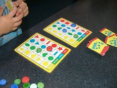 Shape Bingo Said She Found It At The Dollar Store Following Directions Bingo