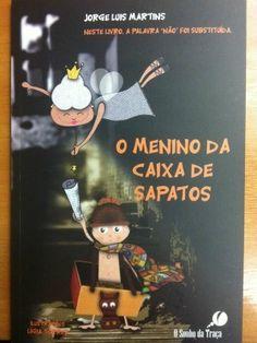 'O Menino da Caixa de Sapatos' será lançado nesta terça-feira em Porto Alegre (Foto: Luiza Carneiro/ G1)