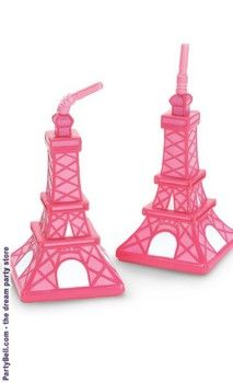 Pink Eiffel Tower Cup$1.66