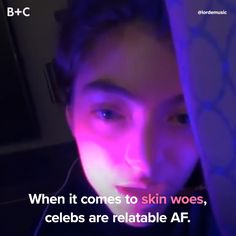 Celebs have skin woes just like us. Truth Hurts, It Hurts, Spray Paint Techniques, Fight The Power, Dc Legends Of Tomorrow, Funny Comments, Faith In Humanity, Teenager Posts, News Songs