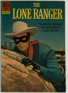 A cover gallery for the comic book Lone Ranger Vintage Comic Books, Vintage Comics, Usa Tv Series, Old Western Towns, John Hart, Hero Tv, Western Comics, Nostalgia, The Lone Ranger