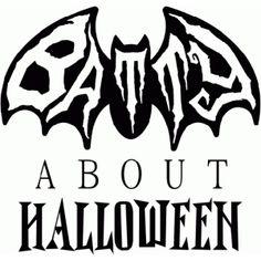 Silhouette Design Store - View Design batty about halloween Halloween Design, Holidays Halloween, Halloween Fun, Silhouette Design, Silhouette Studio, Silhouette Online Store, Silhouette Portrait, Halloween Pictures, Cricut Explore
