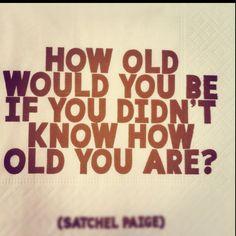 Um ... Forever Young!
