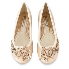Natural butterfly pumps - Flat shoes - Shoes & boots - Women -