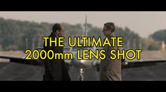 This beautifully executed shot from Tinker Tailor Solider Spy by DP Hoyte van Hoytema was filmed with a 2000mm lens. This massive telephoto lens compresses the foreground and background so they appear to be very close together. The mile long runway allows the approaching plane to act as the agent of impending doom as a critical secret is revealed in the plot. The 2000mm lens keeps the actors and the plane at relat...