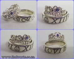 Special order couples rings Couple Rings, Jewellery Designs, My Design, Wedding Rings, Engagement Rings, Couples, Jewelry, Jewellery Making, Jewerly