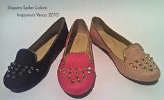 Imporium Summer 2013 #shoes #spikes