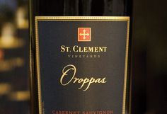 St. Clement - Napa Valley One of our favorites......a meritage, Sapporo spelled backwards :)