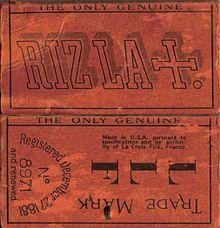 Rizla+ — Wikipédia
