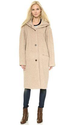 soft long coat