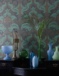Aldwych from Cole & Son available at walnut wallpaper #wallpaper