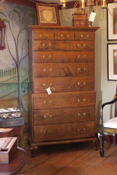 The Seraph - Authentic 17-18th Century American reproduction furniture