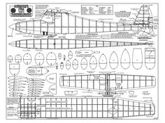 59 Best glider plans images in 2019 | Gliders, Model airplanes, Planes