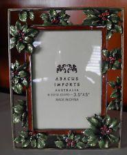 Stunning CHRISTMAS Decorative BLING photo frame  (89-014) Christmas Picture Frames, Christmas Pictures, Bling, Decor, Xmas Pics, Jewel, Decoration, Christmas Images, Decorating