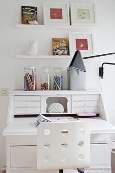 Un dormitorio para una adolescente | Decorar tu casa es facilisimo.com